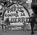 Paris contre la guerre.